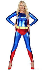 cheap supergirl costume adults free shipping supergirl costume
