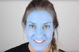 best halloween makeup to use what makeup to use for face paint makeup vidalondon