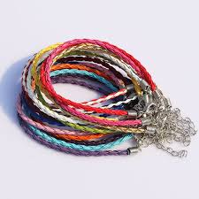 braided charm bracelet images Trendy design bulk bracelets wholesale jewelry men s friendship jpg