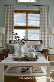 Sears Drapery Dept by Best 25 Plaid Curtains Ideas On Pinterest Plaid Decor Gingham