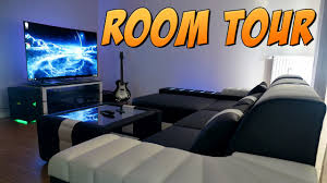 the gaming room tour youtube