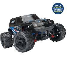 latrax teton 4wd 1 18 scale rc monster truck blue rc cars