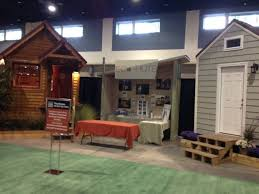 Tiny Homes Show Tiny Houses The Big Attraction At The Raleigh Fall Home Show