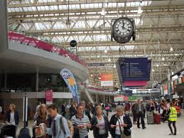 Waterloo Station Floor Plan by The Clock At Waterloo Has Got More Comfortable The Anonymous Widower