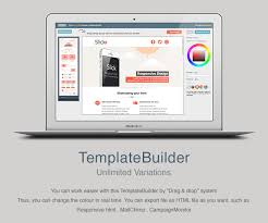 slick responsive e mail template by akedodee themeforest
