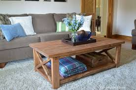 Woodworking Build Coffee Table by Diy Coffee Table For Around 100 Hometalk