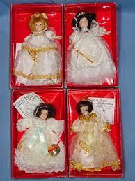 1987 1988 1989 danbury mint choir of ornaments
