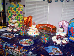 kids birthday party decoration ideas at home house decorations and
