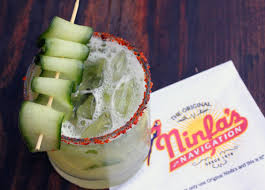 cucumber margarita where to celebrate national margarita day in houston houston