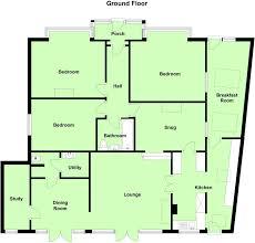 3 bedroom bungalow for sale in potter hill nottingham road