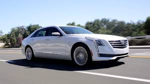 cadillac 2017 2017 cadillac ct6 review and road test youtube