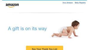 baby regisrty those baby registry emails weren t a scam kgw