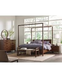 holiday savings on calvin klein cooper canopy king bed cooper