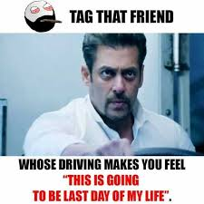 Tag A Friend Meme - dopl3r com memes tag that friend whose driving makes you feel