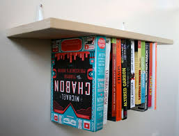 inverted bookshelf 6 steps with pictures
