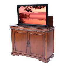 tv lift cabinet costco perky shagreen palmwood tv lift cabinet shagreen palmwood tv lift