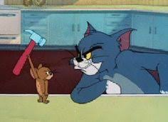 jerry s cousin tom and jerry and muscles barbera mgm