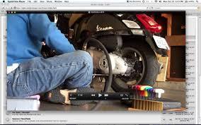 vespa repair youtube