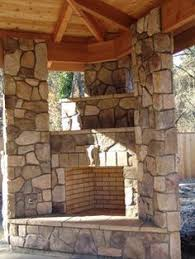 Pizza Oven Outdoor Fireplace by The Wolf Family Built This Awesome Outdoor Fireplace And Pizza