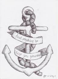 28 best anchor tattoo drawing designs images on pinterest
