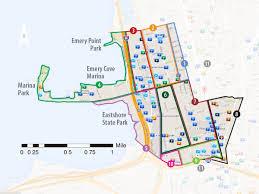 Crime Map Oakland April Emeryville Pd Crime Report Property Crimes Up Violent