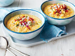 thanksgiving recipes corn slow cooker corn chowder recipe southern living