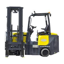 aisle master articulated very narrow aisle forklifts