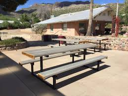 from the walls of porter u0027s cafe to picnic tables and benches at