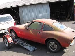 1970 opel sedan planning 1970 opel gt conversion diy electric car forums