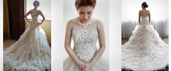 bridal gown designers marché wedding philippines top 14 philippine wedding gown designers