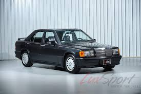 1987 mercedes benz 190 e 2 3 16v stock 1987158 for sale near new