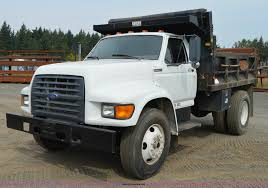 1997 ford f800 dump truck item f8354 sold october 23 co