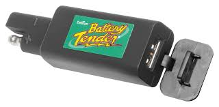 battery tender usb charger revzilla