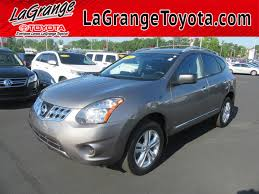 nissan rogue gas mileage 2015 pre owned 2015 nissan rogue select fwd 4dr s suv in lagrange