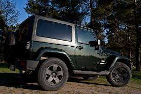 wrangler jeep green show your black forest green