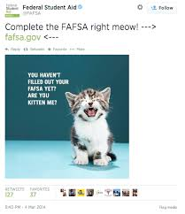 Tweet Meme - some thoughts before you rant about the fafsa twitter fail gross