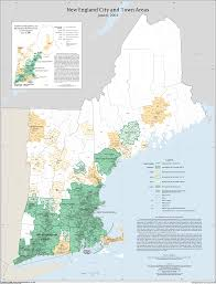 Massachusetts On Us Map by New England City And Town Areas Nectas Maps Geography U S