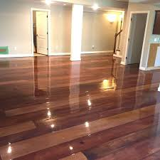 Right Step Laminate Flooring Concrete Wood The Concrete Protector