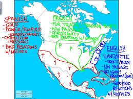Colonial America Map Colonial America Mr Cvelbar U0027s U S History Page