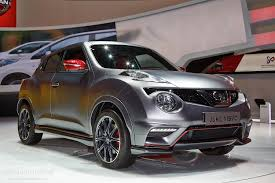 nissan juke nismo rs review nissan juke nismo rs facelift debuts in geneva with 218 hp live