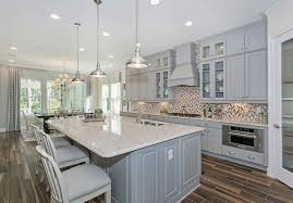 calatlantic homes in twenty mile village grove kitchen award