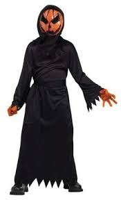Kids Halloween Scary Costumes Crypt Master Kids Skeleton Costume Spooky
