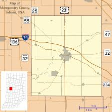 Indiana Zip Code Map Browns Valley Indiana Wikipedia