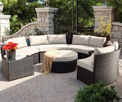l shaped patio furniture cushions home outdoor decoration