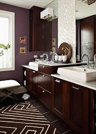 chocolate brown bathroom ideas 30 bathroom color schemes you never knew you wanted