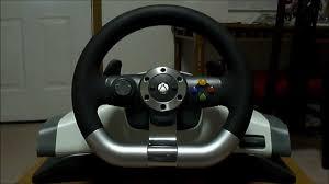 xbox 360 steering wheel review xbox 360 wireless racing wheel