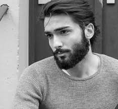 hairstyles that go with beards 50 hairstyles for men with beards masculine haircut ideas