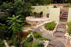 Small Backyard Idea by Stealing Garden Look With Small Backyard Ideas Designoursign