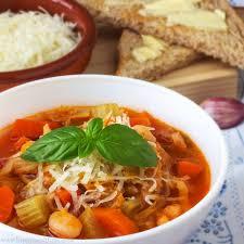 Urban Soup Kitchen Menu - best 25 italian minestrone soup recipe ideas on pinterest