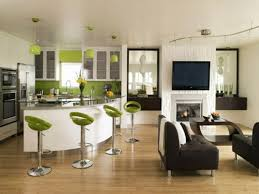glass top kitchen island apartment awesome small modern stylish apartment decorating ideas